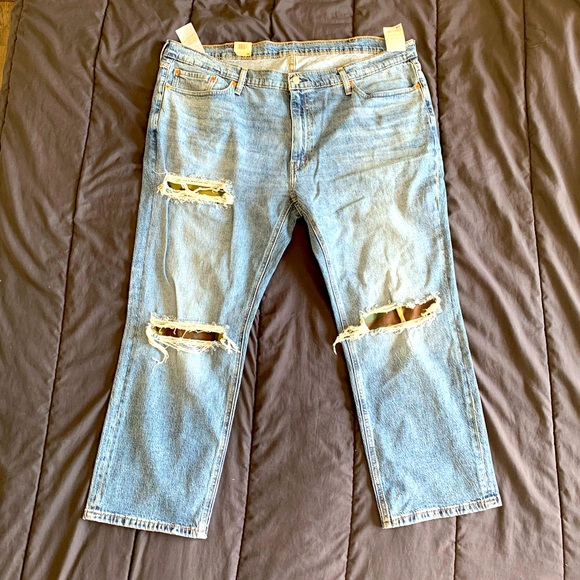 Men Levi's 541 ripped jeans 46 waist